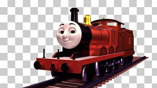 James The Red Engine Train Toby The Tram Engine Thomas Edward The Blue Engine PNG