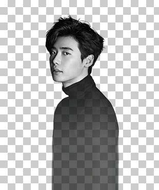 Lee Jong-suk Actor PicsArt Photo Studio Shoulder Sticker PNG