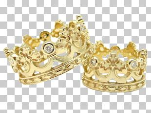 Wedding Ring Gold Jewellery PNG