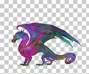 Wings Of Fire Dragon Light Color PNG