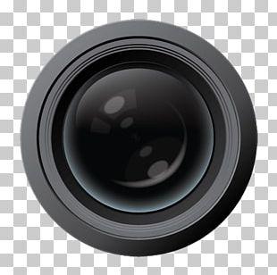 Camera Lens Shutter PNG