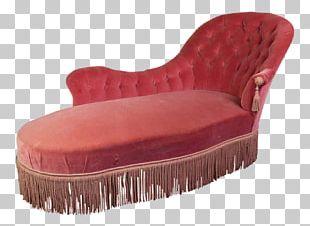 Chaise Longue Chair Couch Duchesse Brisée Louis XVI Style PNG