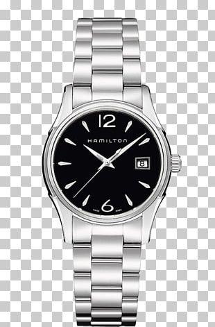 Fender Jazzmaster Hamilton Watch Company Quartz Clock ETA SA PNG