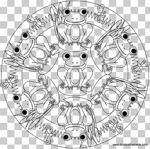 Mandala Coloring Book Child Drawing Geometric Shape PNG