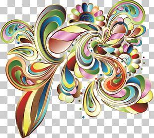 Drawing Ornament Vignette Pattern PNG