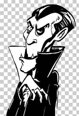Count Dracula Drawing Vampire PNG