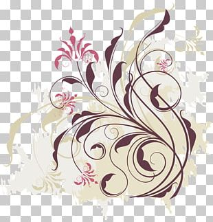 Encapsulated PostScript Floral Design Flower PNG