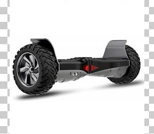 Hummer Segway PT Self-balancing Scooter Electric Vehicle Off-road Tire PNG