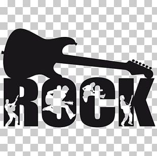 Wall Decal Sticker Rock And Roll Rock Music PNG