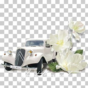 Car Wedding Invitation Marriage PNG