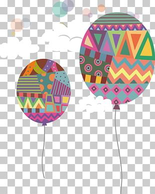 Cartoon Balloon Child Illustration PNG