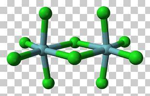 Niobium(V) Chloride Chemistry Octahedral Molecular Geometry Symbol PNG