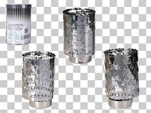 Glass Candlestick Christmas Tealight Lantern PNG