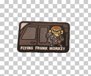 Monkey Patch Milspec Monkey Specification Brand PNG