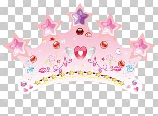 Pink Crown PNG