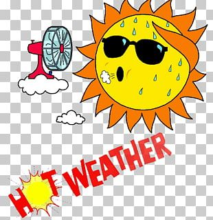 Weather Forecasting Heat Wave Temperature PNG
