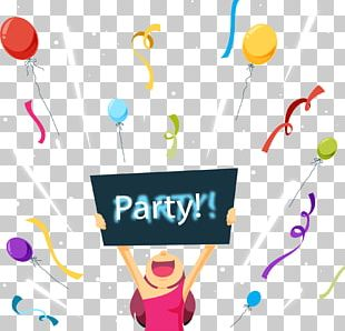 Brazilian Carnival Party Poster PNG
