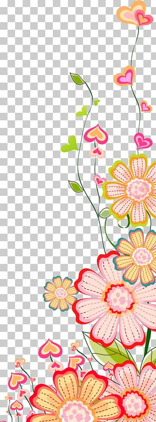Floral Design Flower PNG
