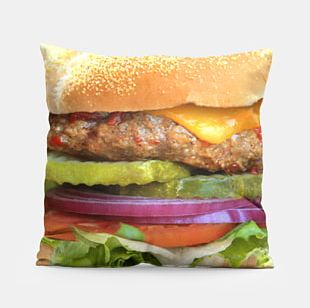 Hamburger Delicatessen McDonald's Quarter Pounder Cheeseburger PNG