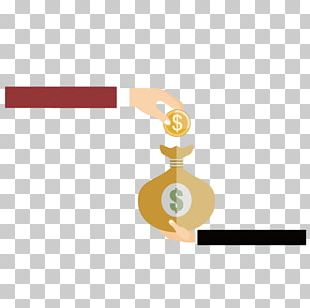 Coin Purse Gold Bag PNG