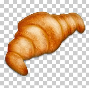 Staple Food Croissant Pastry Baked Goods PNG