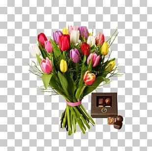 Floral Design Cut Flowers Flower Bouquet Tulip PNG