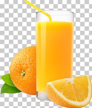 Orange Juice Drink Breakfast PNG