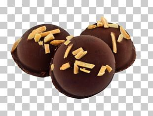 Biscuits Chocolate Truffle Rum Ball Chocolate Balls Bonbon PNG