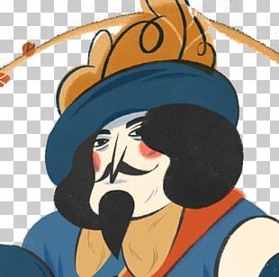 The Three Musketeers Portrait Illustration PNG