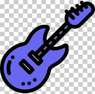 Guitar Line PNG