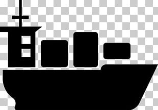 Container Ship Freight Transport Computer Icons Cargo PNG