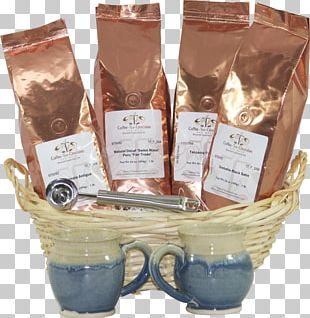 Food Gift Baskets Coffee Hot Chocolate PNG