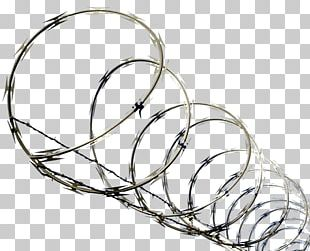 Barbed Wire Barbed Tape Electrical Wires & Cable PNG