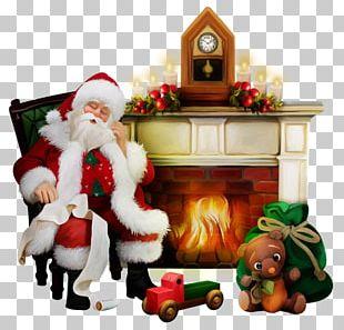 Santa Claus Père Noël Christmas Ornament Father Christmas PNG