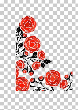 Beach Rose Euclidean PNG
