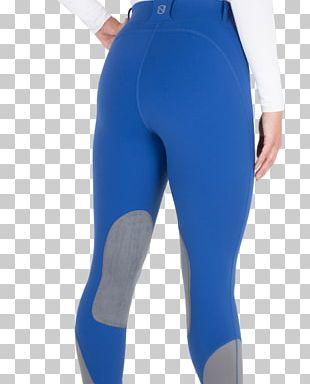 Cobalt Blue Wetsuit Waist PNG