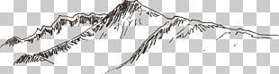 Landscape Graphics Line Drawing Illustration PNG