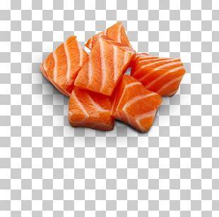 Sashimi Smoked Salmon Lox Kebab PNG