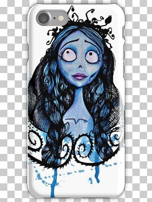 Corpse Bride T-shirt Watercolor Painting Art Drawing PNG