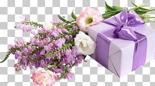 Gift Flower Valentine's Day Anniversary Love PNG