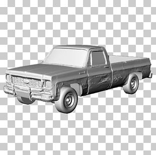 Pickup Truck Model Car Scale Models Motor Vehicle PNG