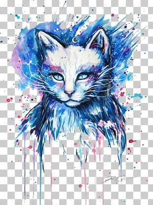 Why Paint Cats Drawing Painting Art PNG