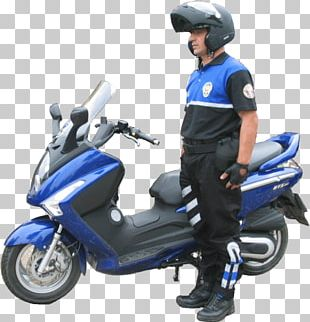 Motorized Scooter Motorcycle Accessories Motor Vehicle PNG
