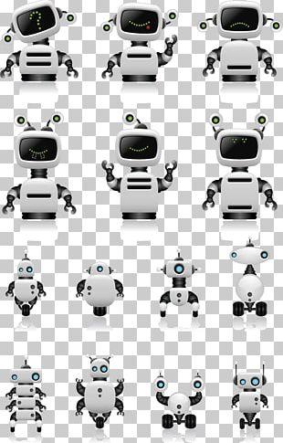 Robot Euclidean Artificial Intelligence PNG