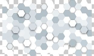 Honeycomb Hexagon Euclidean PNG