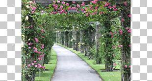 Pergola Royal Botanic Gardens PNG