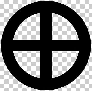 Symbol Sengan-en Sun Cross Earth PNG