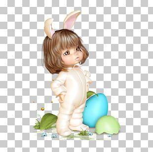Easter Bunny Christmas PNG