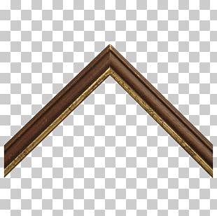 Frames Gold Wood Molding Burl PNG