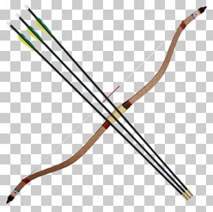 Gakgung Bow And Arrow Archery PNG